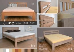 katalog postelí