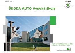 ŠKODA AUTO Vysoká škola