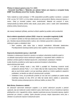 Příloha 4 k tiskové zprávě ze dne 13. 2. 2015