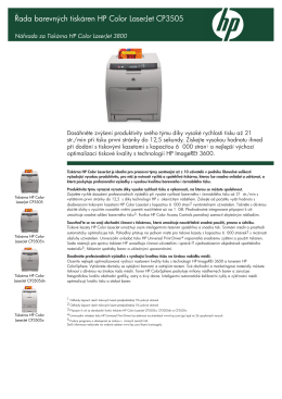 IPG Commercial OV2 Color Laserjet Datasheet Auto