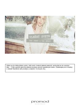 Obléci se do měkoučkého svetru, čelit zimě v krásné pletené
