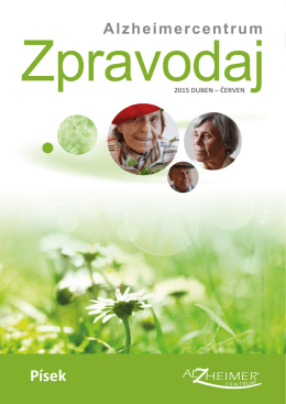 Písek - Alzheimercentrum