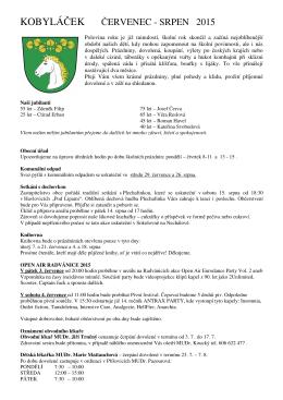 Kobyláček - 2015 - 7-8 vel 11