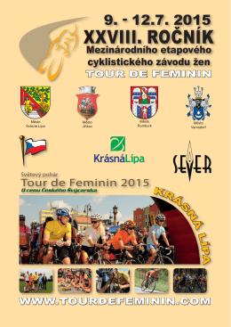 Bulletin 2015 - Tour de Feminin