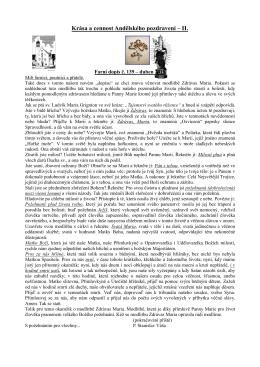 Farní dopis č. 139