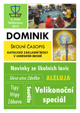 3. číslo - Katolická základní škola v Uherském Brodě