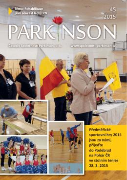 č. 45 - Společnost Parkinson