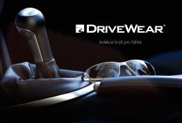 Katalog brýlí Drivewear