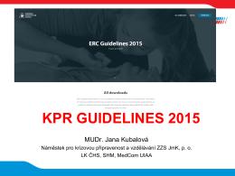 kpr guidelines 2015