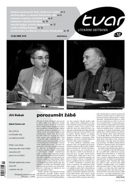 Tvar 10/2009