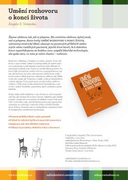 Informace o knize v pdf - Nakladatelství Cesta domů