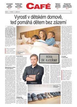 Tomáš Valenta rozhovor