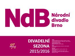 DIVADELNÍ SEZONA 2015/2016