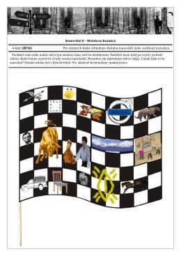 Šifra 9 - Šachovnice