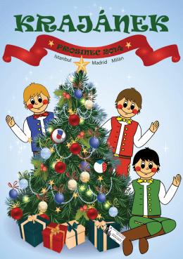 španělské vánoce - Česká škola Madrid