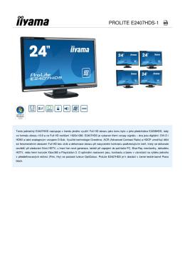 ProLite E2407HDS-1
