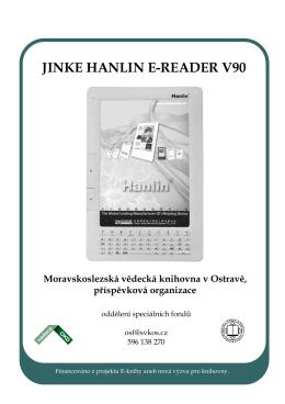 Jinke Hanlin V90.pub - Moravskoslezská vědecká knihovna v Ostravě