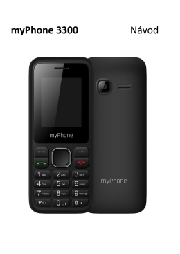 myPhone - 3300