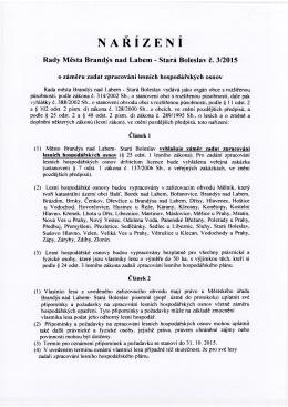 7.května 2015-Nařízení-záměr zadat zpracování lesn.hosp