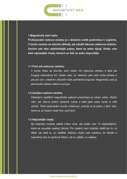 Stáhněte si přehled programu v PDF
