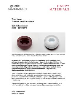 TZ_Galerie Kuzebauch_Tora Urup