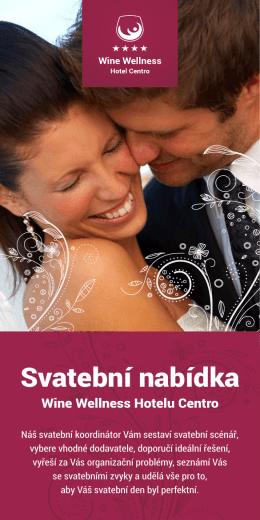 Svatební nabídka