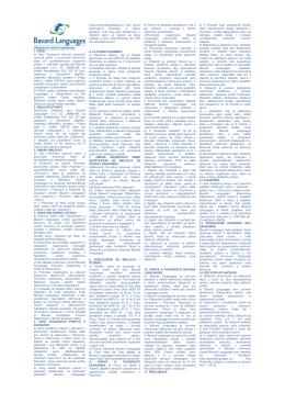Všeobecné smluvní podmínky 1. ÚVOD a) Tyto Všeobecné smluvní