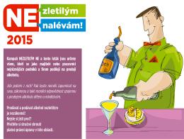 Prodávat a podávat alkohol nezletilým je nezákonné! Nejste si jisti