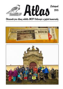 Atlas2015-11-Listopad - Mladí ochránci přírody, Orlosupi