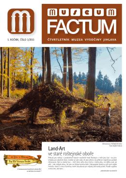 Museum Factum 3/2015