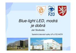 (Microsoft PowerPoint - Blue-light LED [Re\236im kompatibility])