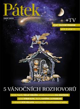 5 Vánočních rozhoVorů TV