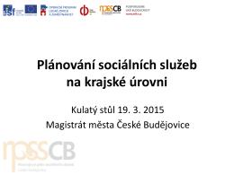 789,5 kB - RPSS České Budějovice