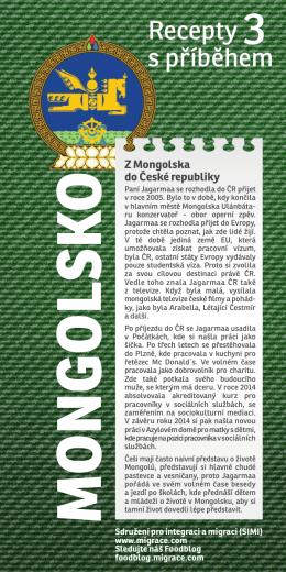 Mongolsko - Sdružení pro integraci a migraci