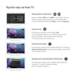 Rychlé rady od Kuki TV