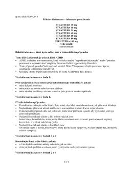 sp.zn. sukls32089/2015 Příbalová informace – informace