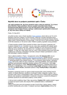 Stáhnout tiskovou zprávu v PDF