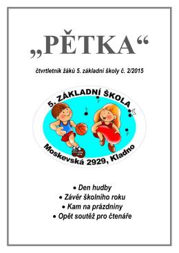 2-2015 - 5. ZŠ Kladno