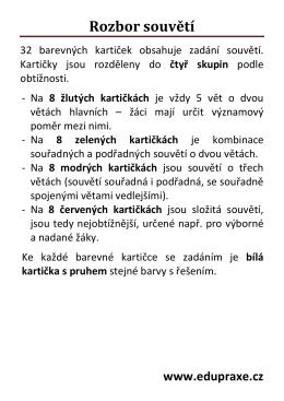 Rozbor souvětí - studijniliteratura.cz