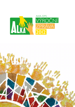 Výroční zpráva ALKA, o.p.s. za rok 2012