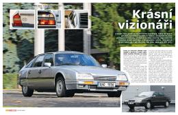 Citroën vždy platil za technického inovátora, který do