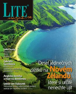 Stáhnout PDF - Jazyková škola LITE