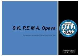 01 Titulek - SK PEMA Opava