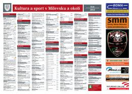 Milevský kulturní kalendář 10-2015