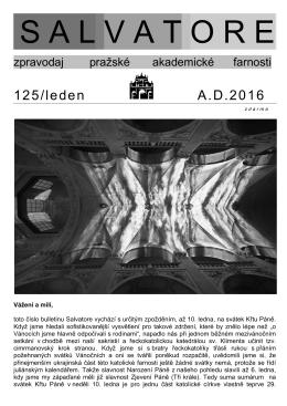 125 - Akademická farnost Praha