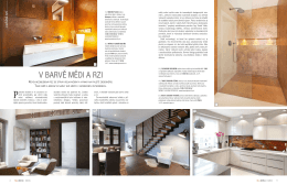 VILLA JOURNAL jaro 2015 BETONEPOX