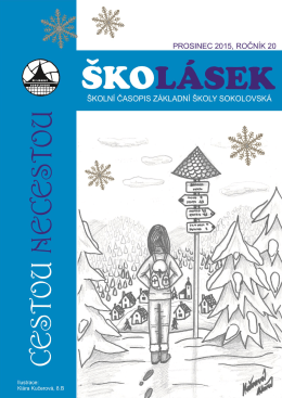 ŠKOLÁSEK – PROSINEC 2015