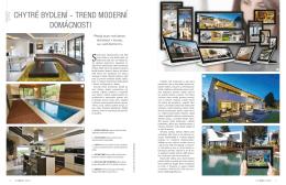 Jaro – VILLA JOURNAL – Chytré bydlení – Trend moderní domácnosti