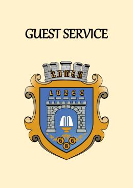 guest service zde