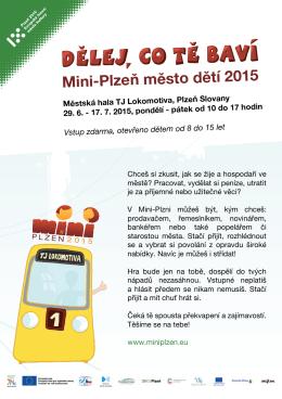 Více informací o akci - Knihovna města Plzně